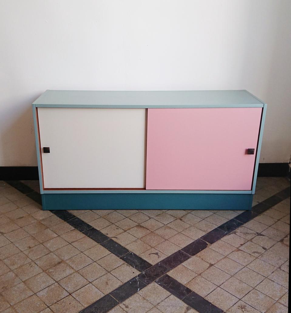 kommode mit schiebet ren my cms. Black Bedroom Furniture Sets. Home Design Ideas