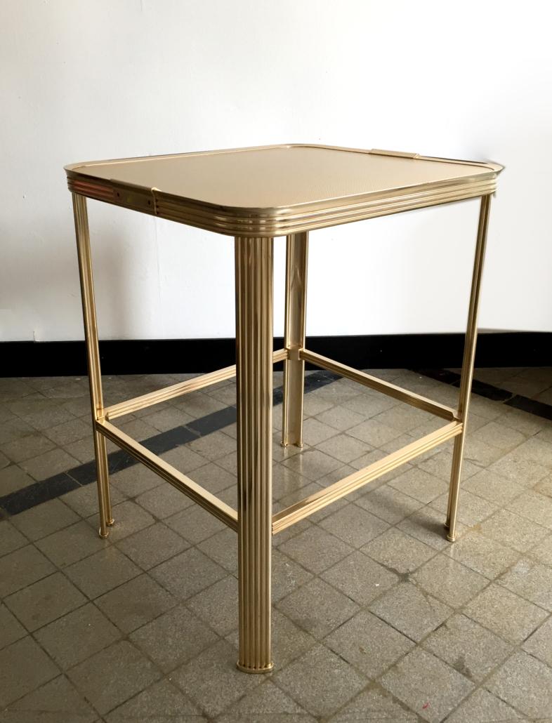 beistelltisch aus messing my cms. Black Bedroom Furniture Sets. Home Design Ideas